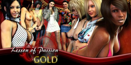 Sexandglory and Lesson of Passion Games Collection 2015
