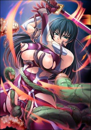 Taimanin Asagi 2 - Inbo no Tokyo Kingdom (Anime Lilith) [cen]