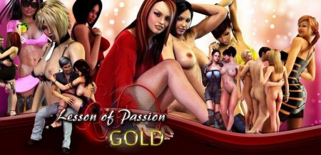 Sexandglory and Lesson of Passion Games Collection 2011-2016