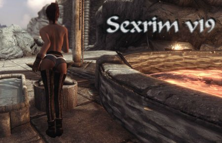 Sexrim v19 - Productive assembly mods on the Skyrim (2016)