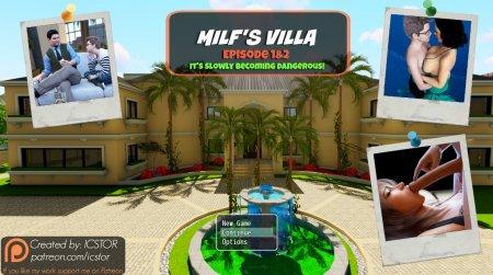 Milf's Villa - Episode 2