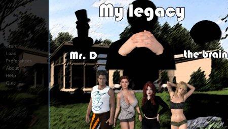 Saddoggames My Legacy Version 0.4.3