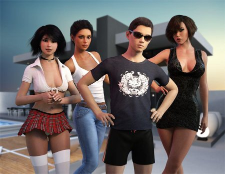 Big Brother + Cheats Version 0.4.0.011