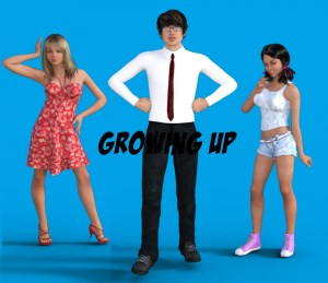 Growing Up Version 0.35b