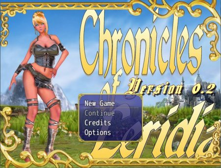 Chronicles of Leridia Version 0.2.1