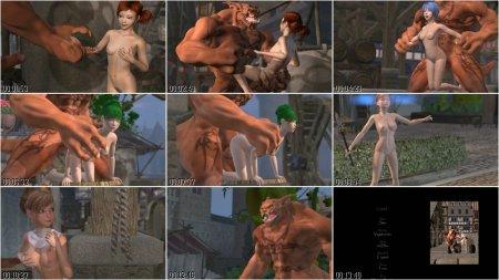 Stone Sorceress - SSe3 Demon Depravity