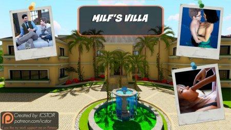 Milf's Villa Episode 4c