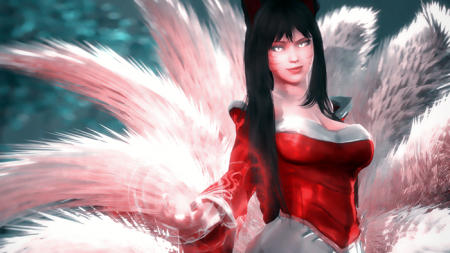 Ahri: Huntress of Souls (Studio F.O.W.)