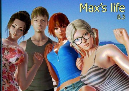 Max's Life Ver.0.4.0.1
