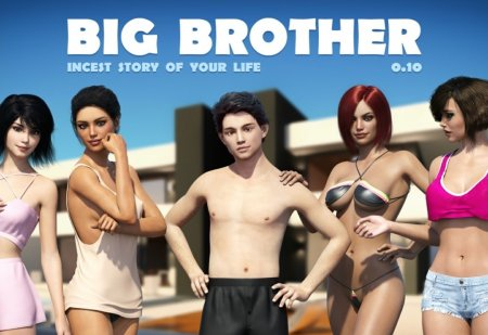 Big Brother Version 0.10.0.004 + Cheats