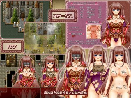 Knight of Flame Lily Akos 2