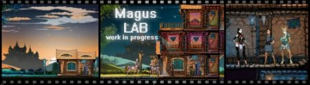 The Magus Lab Ver.0.25A