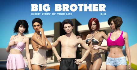 Big Brother Ver.0.11.0.003 + Cheats
