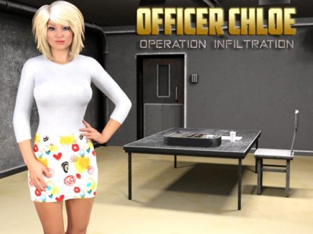 Officer Chloe Operation Infiltration Ver.0.98a