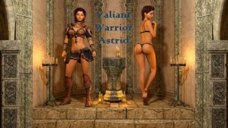 Valiant Warrior Astrid Ver 0.4