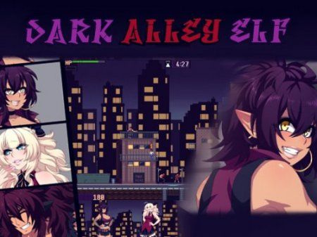 Dark Alley Elf 1.11