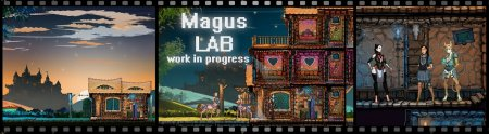 The Magus Lab / Version: v0.41a