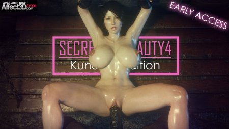 Secret of Beauty 4 – Kunoichi Edition