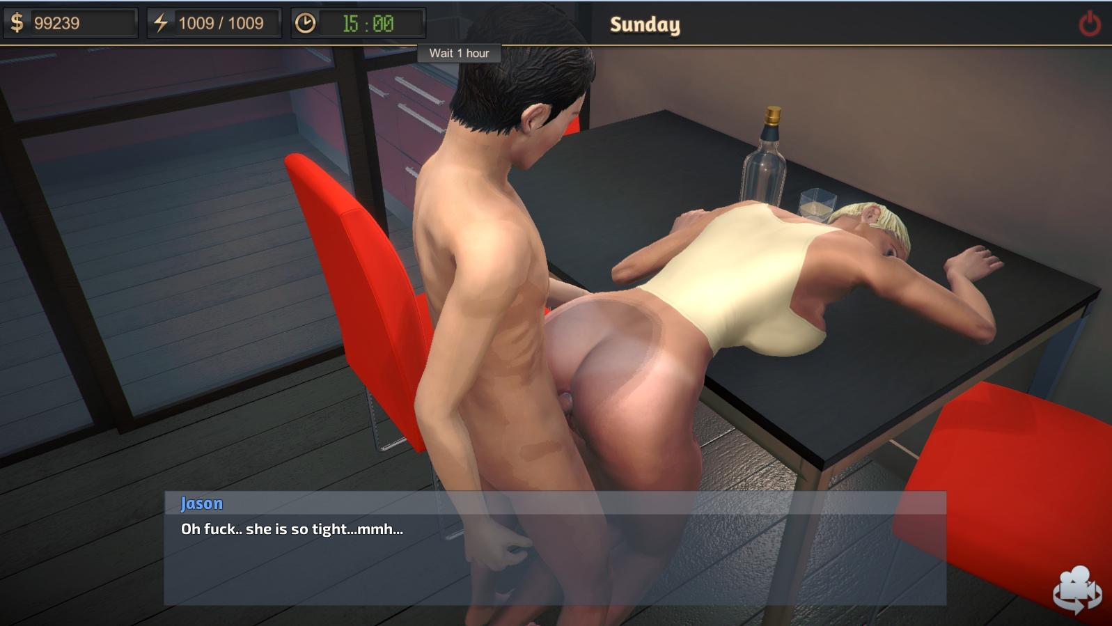 Порно Игры Геймплей