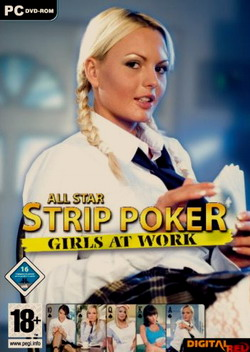 All Star Strip Poker - Girls at Work
