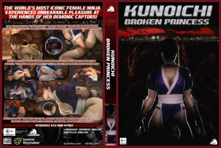 [FOW-002] Kunoichi - Broken Princess (720P)