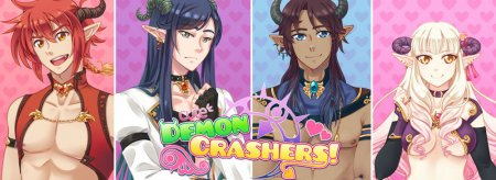Cute Demon Crashers! 2015
