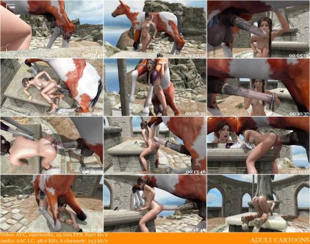 Lara With Horse 2 Episode 4