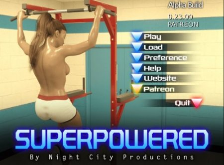 Super Powered / Ver: 0.33.00 + Mod