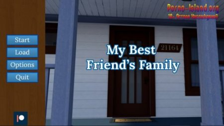 My Best Friend's Family Ver 0.05 + Extra + Walkthrough