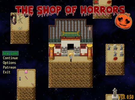 The Shop of Horrors / Ver: 1.0