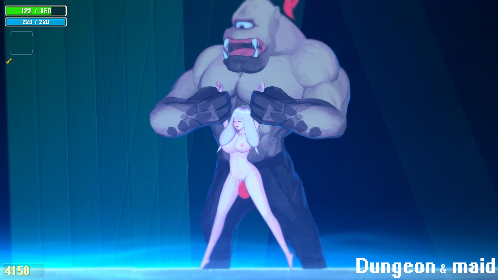 Anime Maid Porn Game English dungeon & maid » pornova - hentai games & 3d hentai video