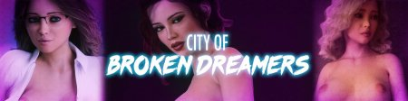City of Broken Dreamers / Ver: 0.2.2