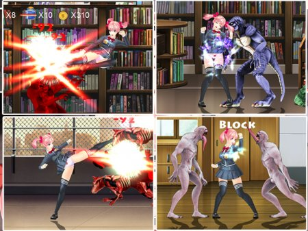 FIGHTING GIRL SAKURA-R / Version: 1.041