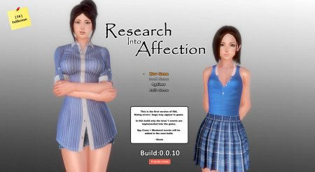 Research Into Affection / Ver: 0.6.1