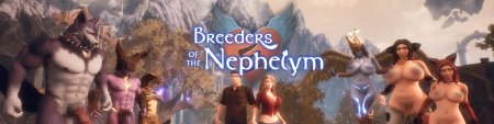 Breeders Of The Nephelym / Compilation