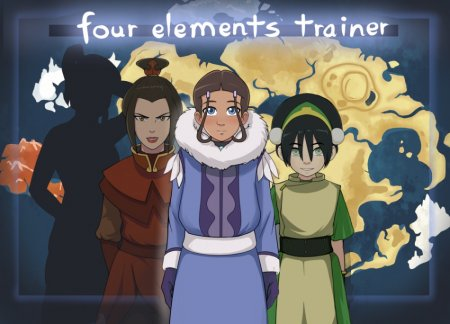 Four Elements Trainer / Ver: 0.8.5