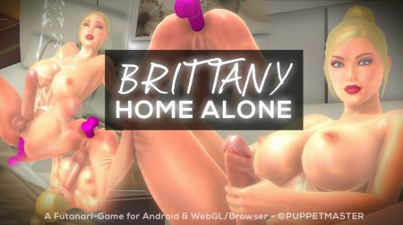 BRITTANY HOME ALONE +DLC [PUPPET MASTER]