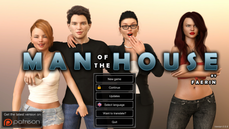 Man of The House / Ver: 0.9.3 Extra
