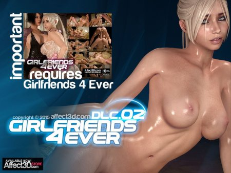 Girlfriends 4 Ever DLC1 & 2 (Affect3D)