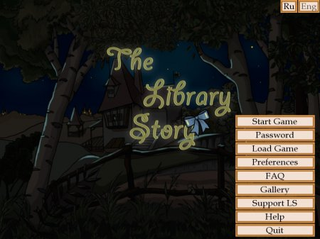 The Library Story / Ver: 0.95.5