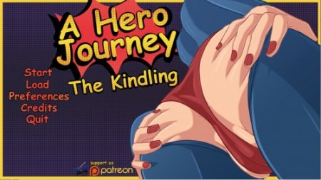A Hero's Journey / Ver: Ep. 2 Pt. one