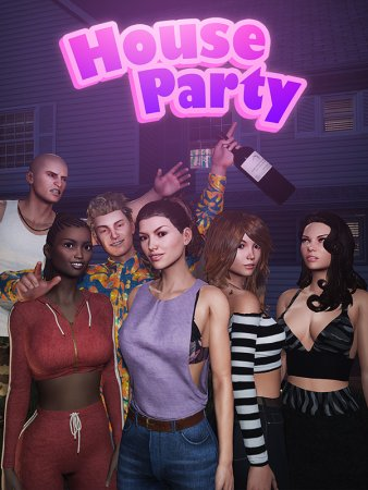 House Party / Ver: 0.17.3 Stable Release (x32/64)