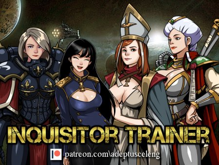 Inquisitor Trainer / Ver: 0.21b